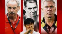 Timnas Indonesia - Pelatih Tangan Dingin Indonesia (Bola.com/Adreanus Titus)