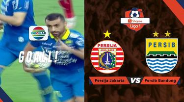 Berita video proses terjadinya gol penyeimbang Persib Bandung saat menghadapi Persija, Rabu (10/7/2019) di Stadion Utama Gelora Bung Karno, Jakarta.