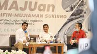 Machfud Arifin-Mujiaman Siap Realisasikan Inkubasi UMKM