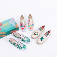 Sneakers koleksi musim panas Keds x Sunnylife bisa jadi pilihan untuk tampil trendy (Foto: Keds)