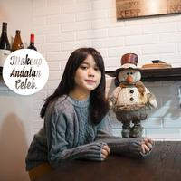 Makin eksis sejak jadi finalis Indonesian Idol, begini dandanan Bianca Jodie yang cute. (Sumber foto: brisiajodie96/instagram)