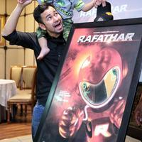 Raffi Ahmad Diterpa Isu Selingkuh, Rafathar Punya Dua Bodyguard | foto: (Adrian Putra/Bintang.com)
