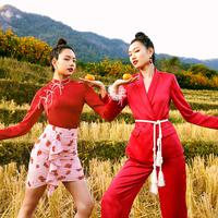Pomelo Chinese New Year 2020 Collection. Sumber foto: Document/Pomelo Fashion.