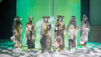 Koleksi Memossa by Feby Ayusta pada hari ketiga Virtual Fashion Show ISEF 2020 (dok. ISEF)