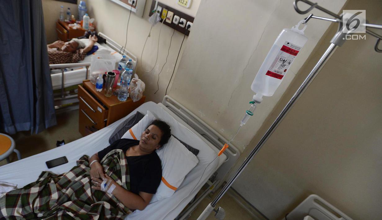 Foto 27 Pasien Dbd Dirawat Di Rsud Pasar Rebo News Liputan6 Com
