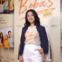 Widi Mulia film Bebas. (Daniel Kampua/Fimela.com)