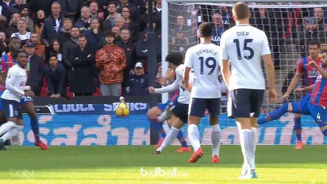 Berita video salah satu gol indah Heung-min Son untuk Tottenham Hotspur di Premier League. This video presented by BallBall.
