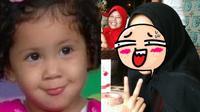 Ingat Sheyna Doo Bee Doo? Ini 6 Potret Terbarunya yang Bikin Pangling (sumber: Facebook.com/Anny Sugondo)