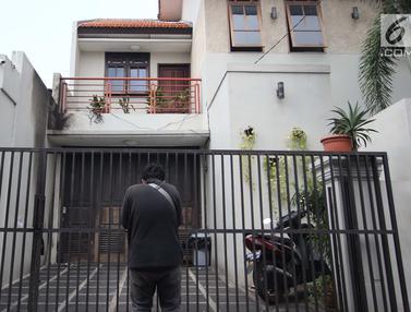 Rumah Wakil Ketua KPK, LaOde Syarif