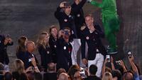 Di tengah kesibukan Olimpiade, para atlet ini mencari teman kencan dengan aplikasi Tinder.