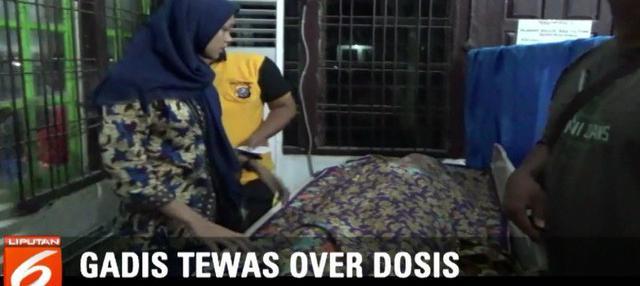 Gadis belia berusia 13 tahun itu awalnya dilarikan ke Rumah Sakit Padang Sidempuan dan sempat mendapat penanganan medis selama satu jam.