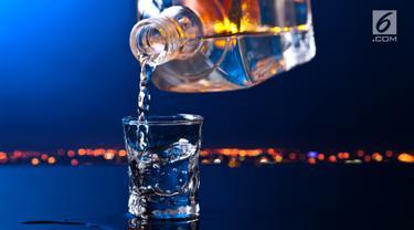 Minuman Beralkohol Vodka