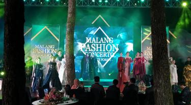 Keunikan Malang Fashion Concerto Sukses Curi Perhatian Pecinta Fashion
