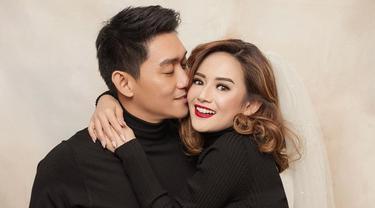 7 Potret Terbaru Prewedding Ifan Seventeen dan Citra Monica, Tampil Mesra