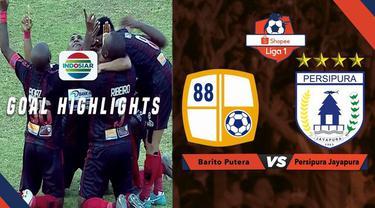 Berita video gol-gol yang dicetak Persipura Jayapura saat mengalahkan Barito Putera dalam lanjutan Shopee Liga 1 2019, Jumat (23/8/2019).