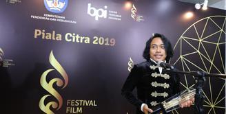 Muhammad Khan -FFI 2019 (Daniel Kampua/Fimela.com)