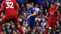 Gelandang Chelsea, Mateo Kovacic (OLLY GREENWOOD / AFP)