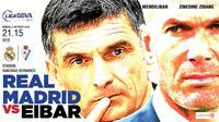 Prediksi Madrid vs Eibar (Liputan6.com/Abdillah)