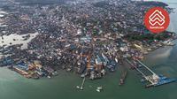 Pemandangan Kota Batam dari udara. Sumber: Rumah.com