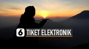 Pemkab Banjarnegara terapkan sistem tiket elektronik di Dieng. Khususnya di destinasi utama Kawasan Wisata Dataran Tinggi (KWDT) Dieng.