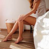 ilustrasi kaki perempuan/copryight Shutterstock