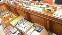 Ribuan jamu dan obat kuat ilegal disita Polda Jambi usai penggerebekan sebuah rumah kos awal 2018 lalu. (Dok. Polda Jambi/B Santoso)