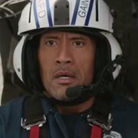 Adegan dalam film 'San Andreas'. Foto: Vidio