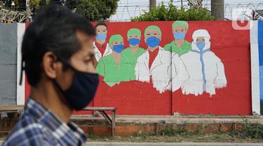 Jumlah Kasus Covid-19 di Jakarta Masih Tinggi