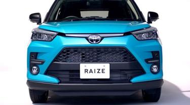 Begini Wujud Kembarannya si Toyota Raize (Paultan)