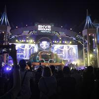 Rita Ora SHVR Ground Festival (Nurwahyunan/Bintang.com)