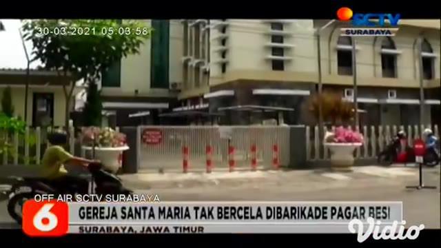 Kepolisian Daerah Jawa Timur memperketat penjagaan, untuk mengantisipasi gangguan keamanan di seluruh Kepolisian dan gereja di Jawa Timur, khususnya wilayah Surabaya dan Malang.