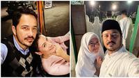 Fathir Muchtar dan Fera Feriska. (Sumber: Instagram.com/f.muchtar360 dan Instagram.com/lovestorytheseries.sctv)