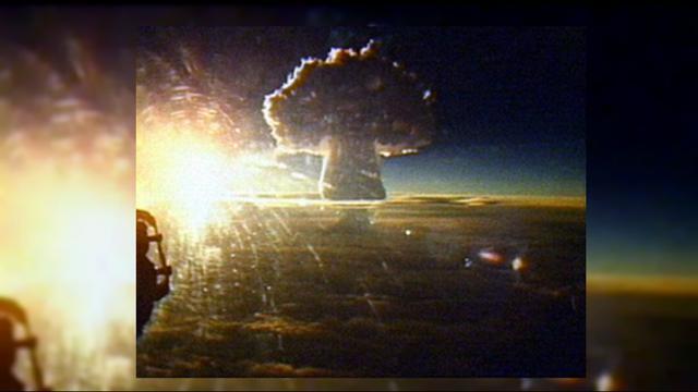 30-10-1961: Dunia Kecam Ledakan Nuklir '50 Juta Ton TNT' Rusia