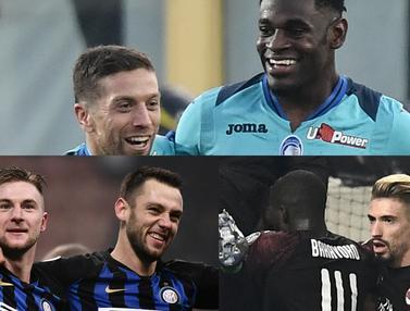 klasemen Serie A, Napoli Mulai Dekati Juventus