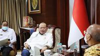 Ketua DPD RI, AA LaNyalla Mahmud Mattalitti. (Foto:Dok.DPD RI)
