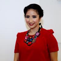 Foto profil Novita angie (Wimbarsana/bintang.com)