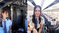 Eser Aksan Erdoga, Pilot Cantik Asal Belanda (Sumber Gambar: Instagram)
