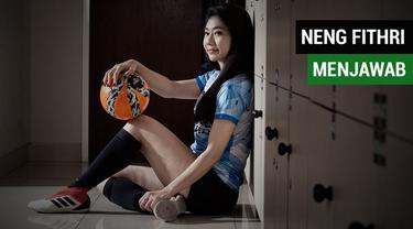 Berita video wawancara singkat dengan wanita cantik dari dunia futsal, Fithri Syamsu, soal Timnas Indonesia yang mengalami kegagalan di Piala AFF 2018.