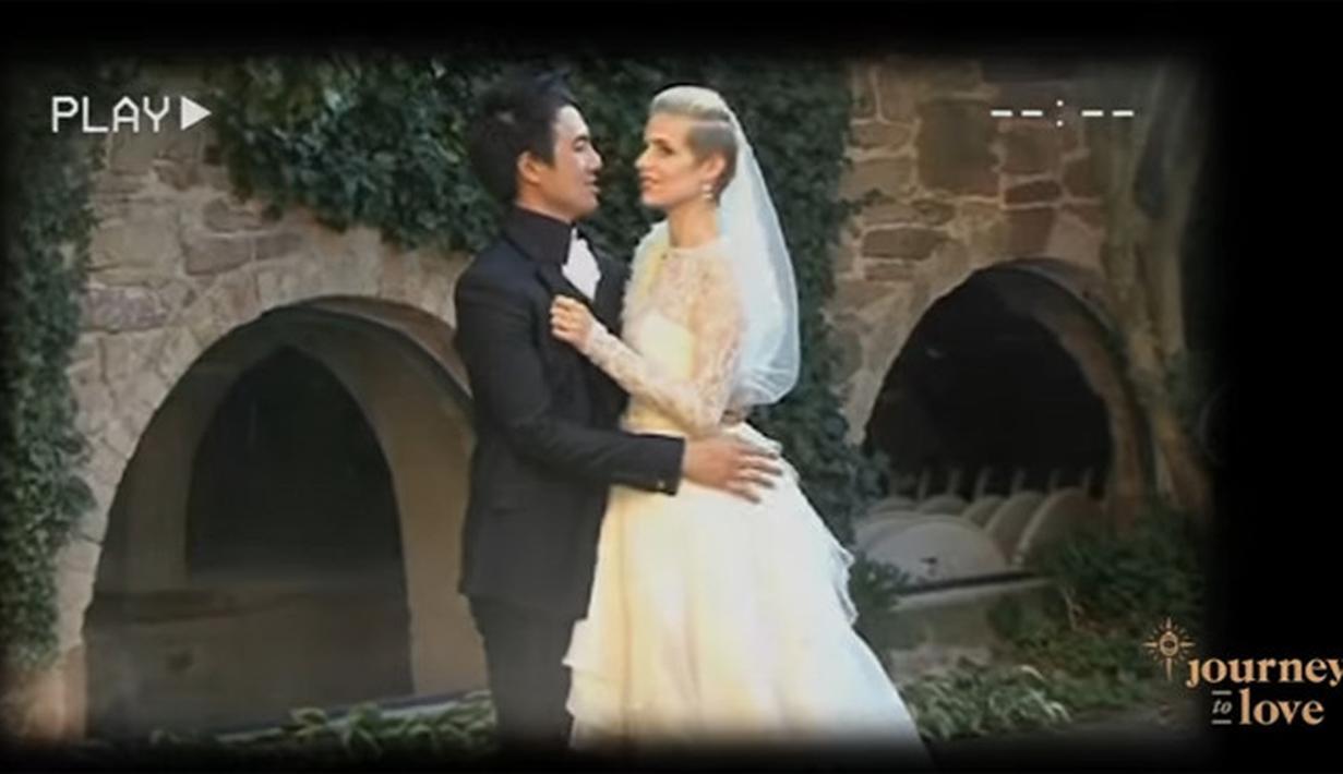 Pernikahan Daniel Mananta dan Viola Maria (Youtube/Daniel Mananta Network)