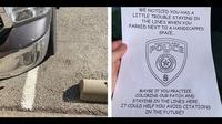 Unggahan foto di akun polisi Southlake, Texas (Facebook/Southlake DPS)