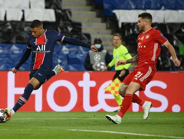 Kalah dari Bayern Munchen 0-1, PSG Tetap Lolos ke Semifinal