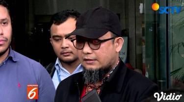 Novel Baswedan berharap dukungan dari Amnesty International bisa membuat pemerintah segera menangkap pelaku serangan.