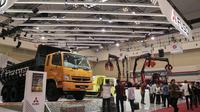 Mengusung tema Absolute Professional, PT Krama Yudha Tiga Berlian Motors (KTB) selaku distributor resmi Mitsubishi menghadirkan berbagai kejutan yang memikat pengunjung dalam GIIAS 2018.
