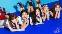 Red Velvet (Foto: Twitter/RVsmtown)