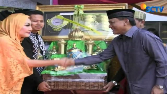 Kegiatan ini merupakan agenda tahunan yang bekerjasama dengan Yayasan Peduli Anak Indonesia juga merupakan rangkaian safari ramadhan.