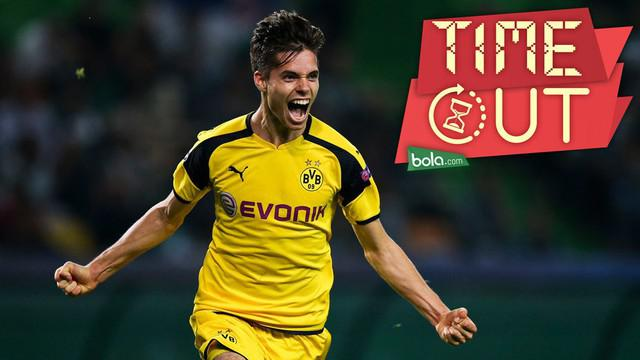 Dua raksasa Spanyol, Barcelona dan Real Madrid, tertarik untuk mendatangkan gelandang Borussia Dortmund, Julian Weigl.