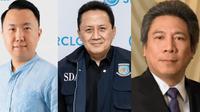 Sirclo tunjuk Triawan Munaf dan Maurits Lalisang sebagai komisaris baru. Dok: Sirclo