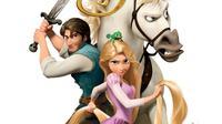 Film 3D animasi-fantasi-komedi yang berasal dari Amerika Serikat yang bercerita tentang tokoh kartun populer, Rapunzel.