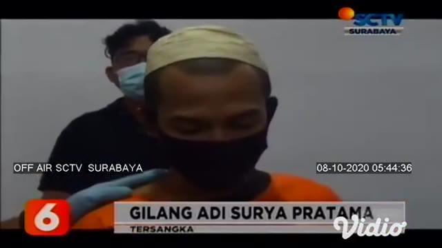 Seorang penjaga warkop kampung Dupak Masigit Kecamatan Asemrowo, Surabaya diringkus ke Mapolsek Asemrowo Surabaya akibat kasus pengedaran narkoba.