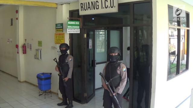 Polda Jawa Timur memastikan bahwa ledakan yang terjadi di Pasuruan berasal dari bom berjenis bondeet atau bom ikan.